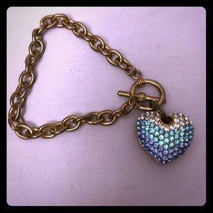 no brand Jewelry - Crystal rhinestone bracelet